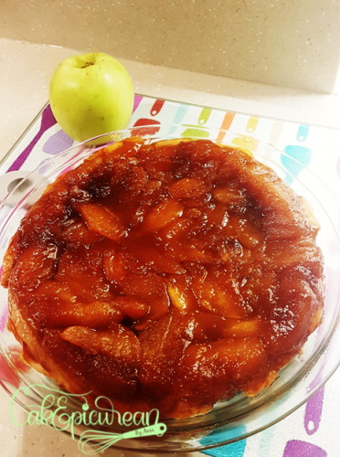 Tart Tatin Apple tart