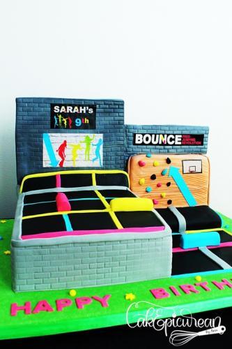Bounce Cake