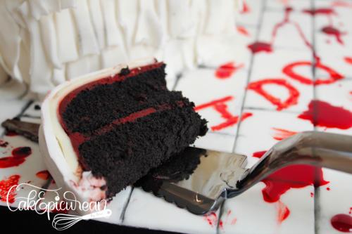 Frankenstein's Bride Cake 10