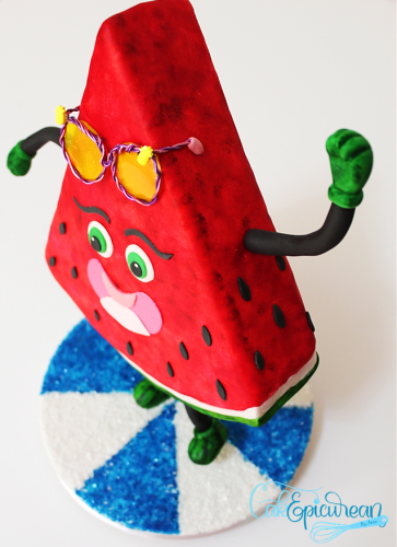"""Patty"" The Juicy Watermelon"